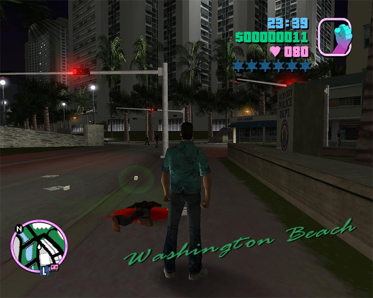 Silent Patch Grand Theft Auto III mod