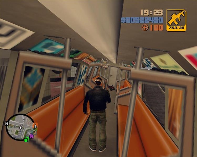 Liberty City Twenty Ten GTA III mod