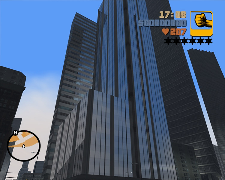 GTAIII: Remastered Edition screenshot