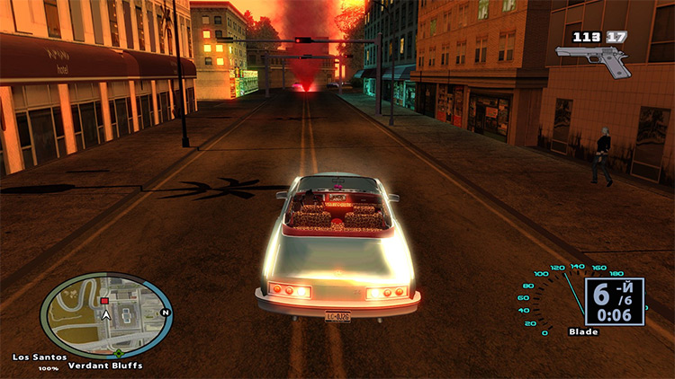 Autosave and Stuff GTA III mod