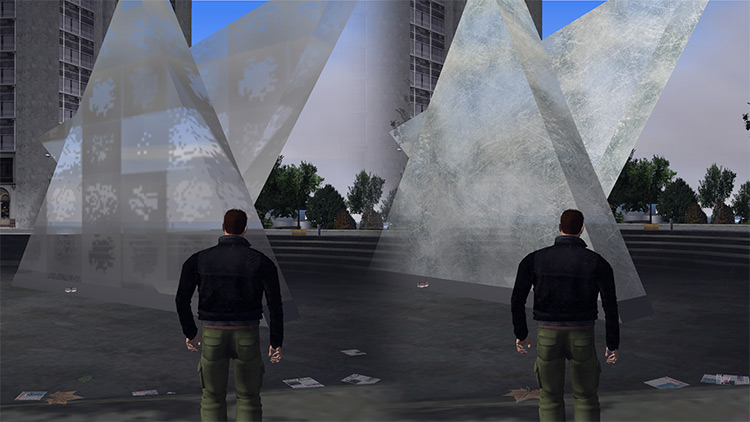 HQ Textures mod for Grand Theft Auto III