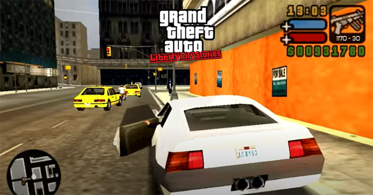 GTA: Liberty City Stories III Edition screenshot