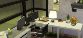 Sims 4 Home Office CC: The Best Custom Content To Download