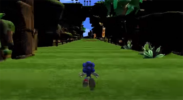 Low-End Mod Sonic Generations