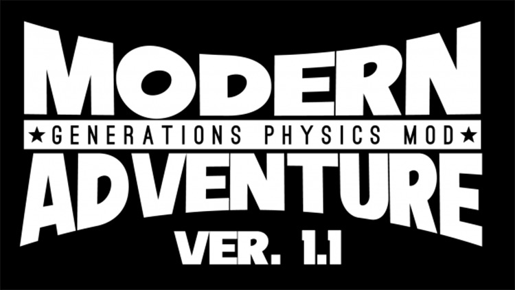 Modern Adventure: Generations Physics Mod