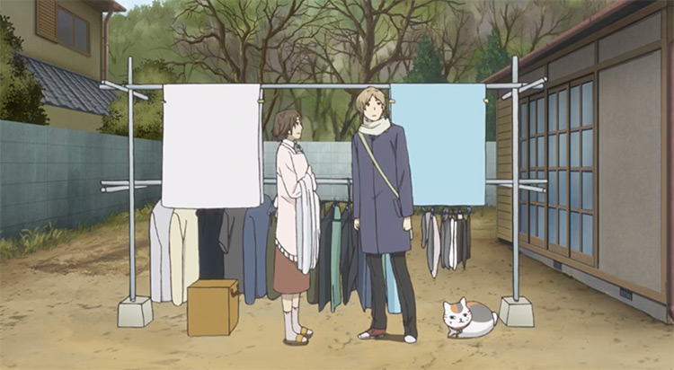 Natsume's Book of Friends Anime Screenshot