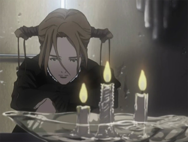 Witch Hunter Robin Anime Screenshot