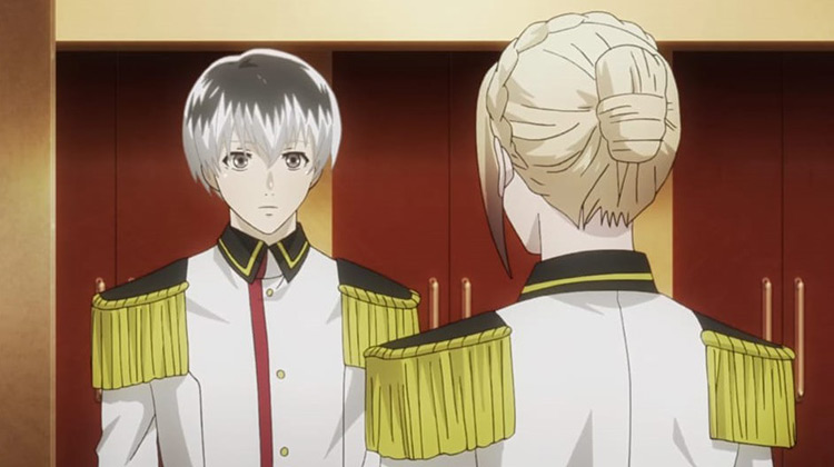 Tokyo Ghoul Anime Screenshot