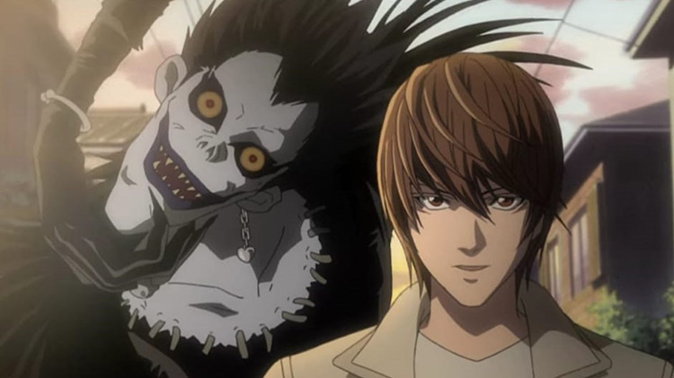 Death Note Anime Screenshot
