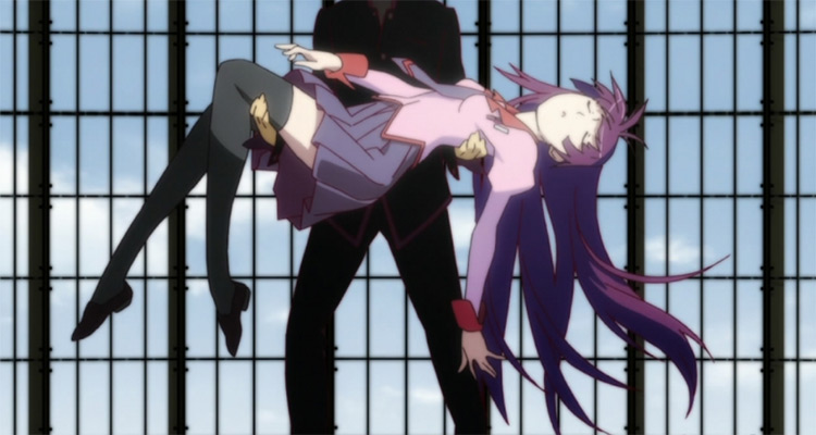 Bakemonogatari Anime Screenshot