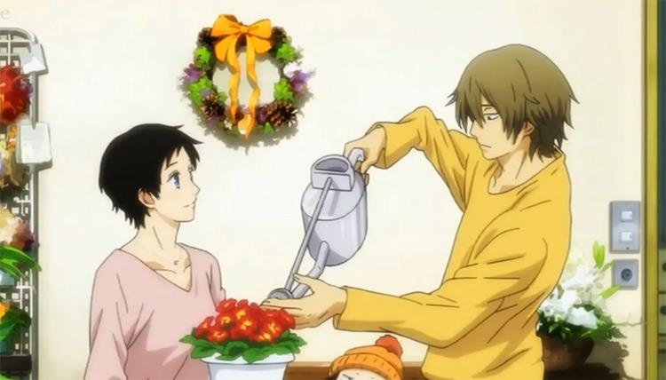 Natsuyuki Rendezvous Anime Screenshot