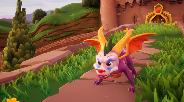 The Spoker Spyro Reignited Trilogy Mod