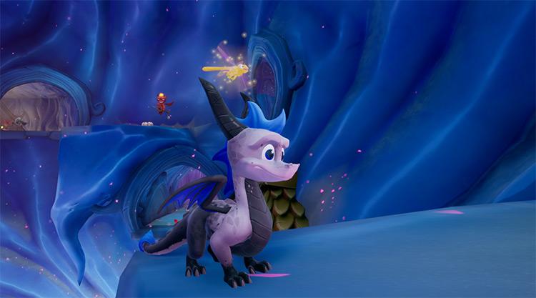 Oreo Spyro Skin - Spyro Reignited Trilogy Mod