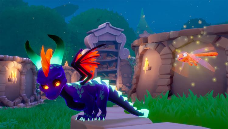 Spooky Custom Skin - Spyro Reignited Trilogy Mod