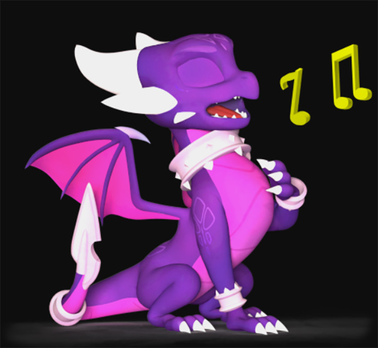 Cynder Voice Mod - Spyro Reignited Trilogy Mod