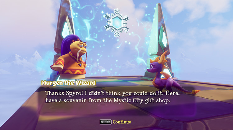 Original Dialogue Subtitles & Beta Level Names Spyro Mod