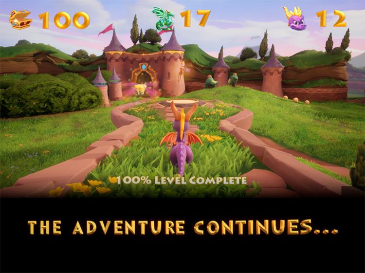 Classic Styled HUD Spyro Reignited Mod