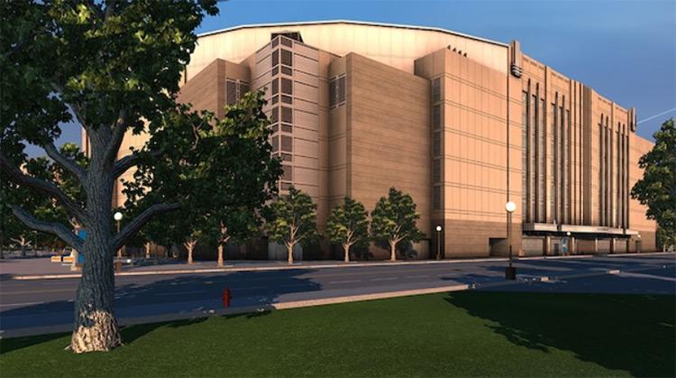 United Center Arena - Cities XXL Mod