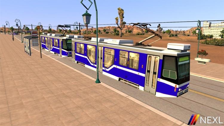 XXL NEXL Trams - Cities XXL Mod
