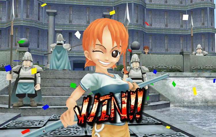 One Piece: Grand Adventure (2006) Screenshot