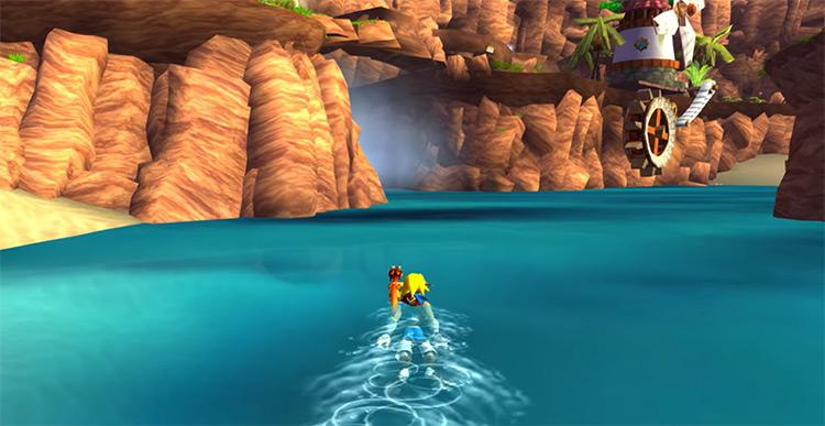 Jak And Daxter: The Precursor Legacy - Game Screenshot