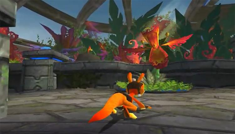 Daxter 2006 Video Game Screenshot