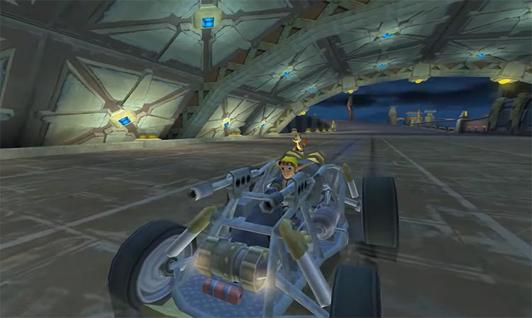 Jak X: Combat Racing (2005) - Video Game Screenshot