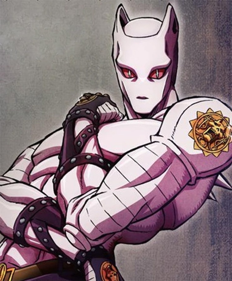 Killer Queen Stand in JoJo