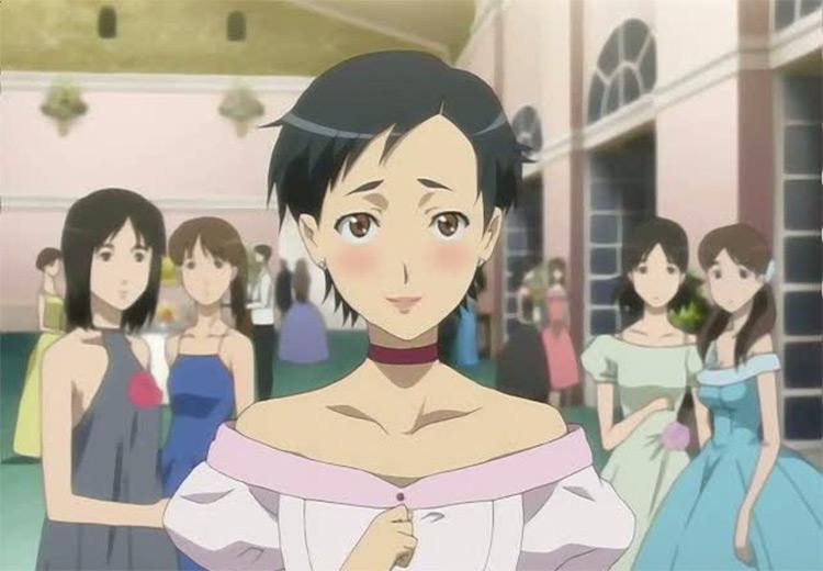 Otonashi Saya Blood+ anime