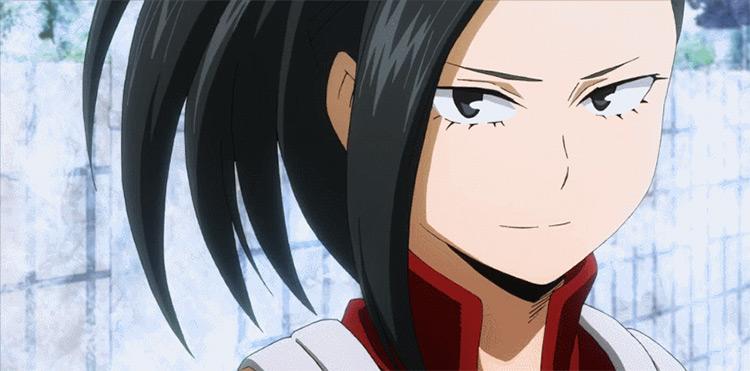 Yaoyorozu Momo from Boku no Hero Academia