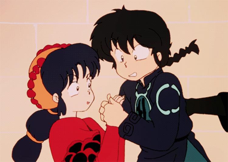 Tendou Akane - Ranma 1/2 anime screenshot