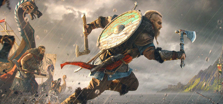 25 Best Viking-Themed Video Games Of All Time (PC & Console)