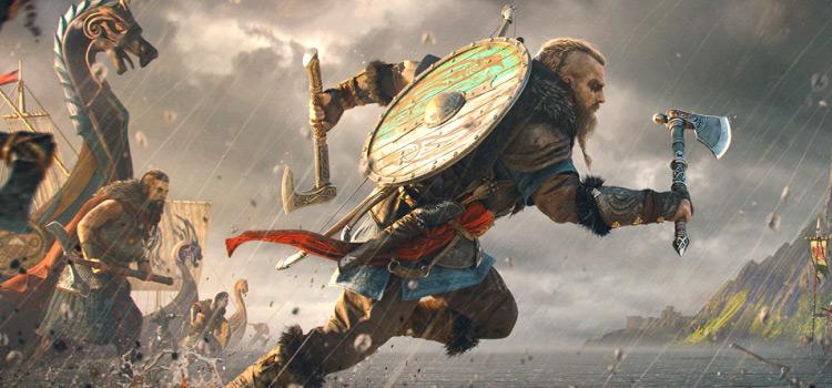 Assassins Creed Valhalla - Viking preview screenshot