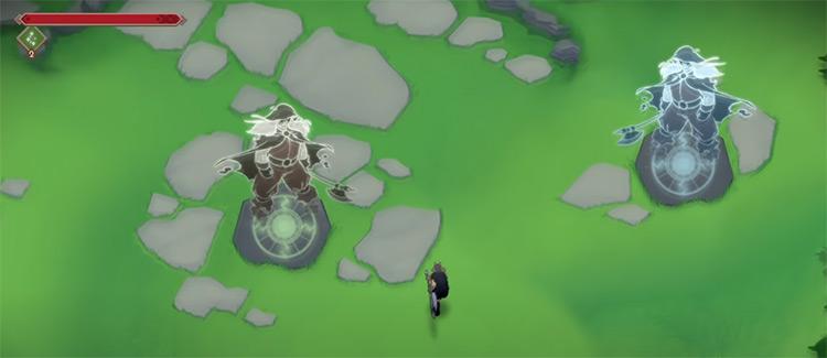 JOTUN 2015 gameplay