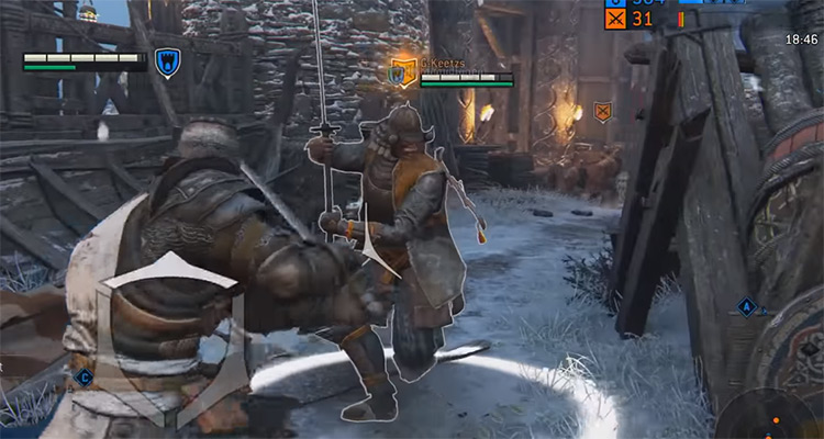 For Honor - 2017 gameplay
