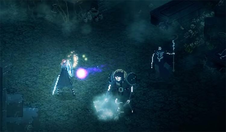 Eitr Gameplay PS4 screenshot