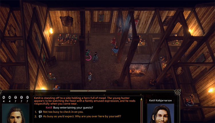 Expeditions: Viking 2017 gameplay