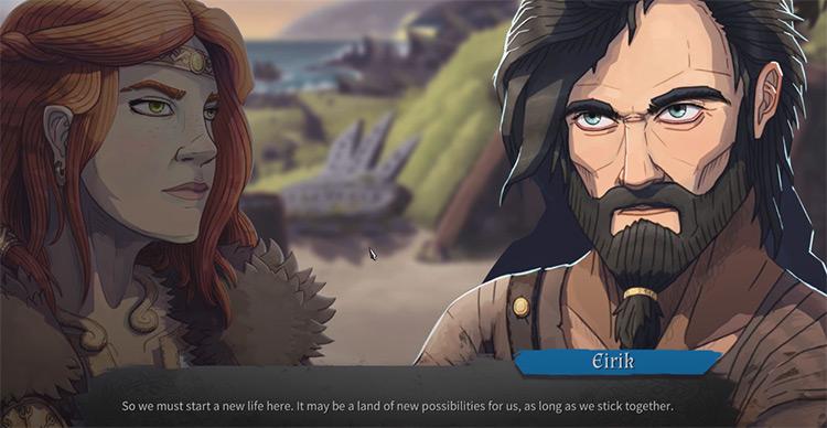 Dead in Vinland gameplay screenshot