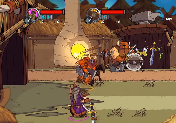 Viking Squad 2016 screenshot