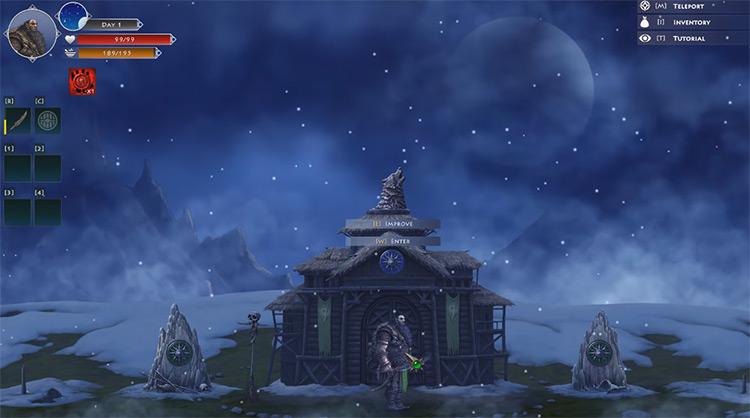 Niffelheim 2018 gameplay screenshot