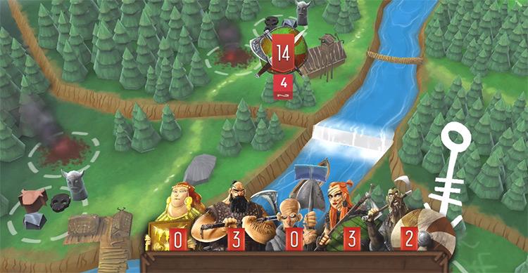 Raiders of the North Sea 2019 gameplay screenshot