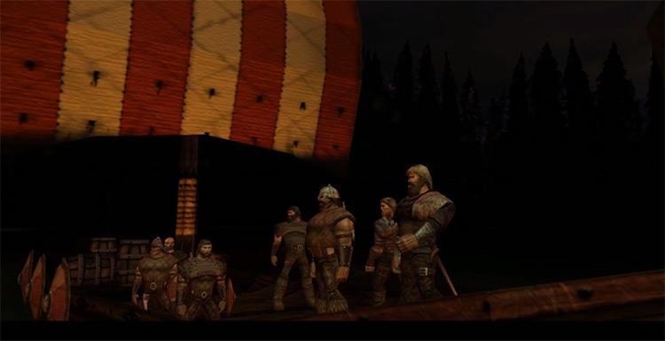 Rune 2000 video game screenshot