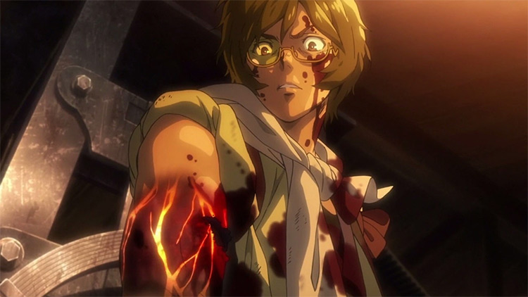 Kabaneri of the Iron Fortress screenshot