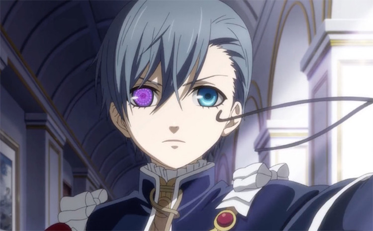 Black Butler: Book of the Atlantic screenshot