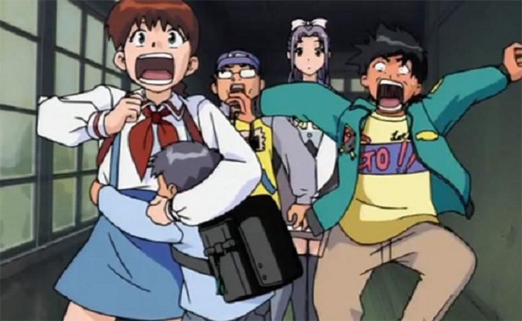 Ghost Stories anime screenshot