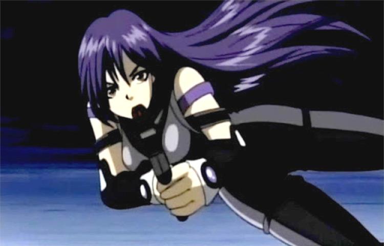 Mars of Destruction anime screenshot