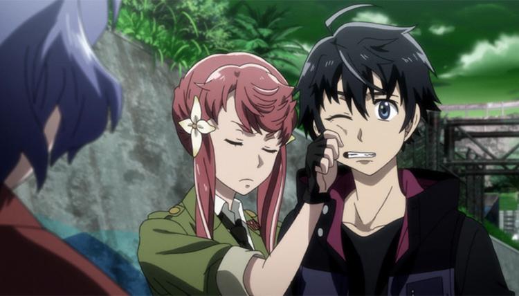 Big Order anime screenshot