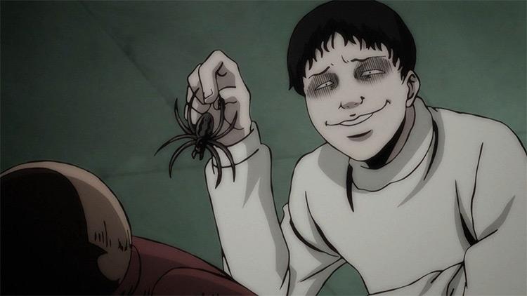 The Junji Ito Collection anime screenshot