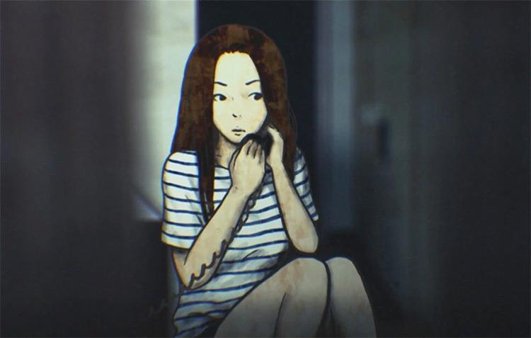Yami Shibai anime screenshot
