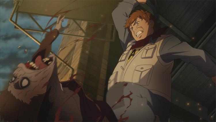 Highschool of the Dead anime screenshot